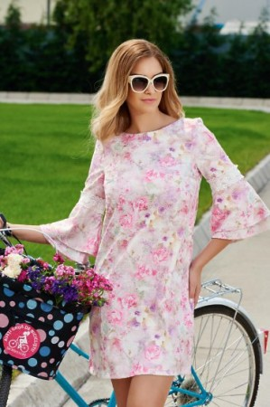 Rochie StarShinerS Greatly Pink