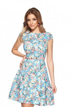 Rochie StarShinerS Lovely Lady Blue