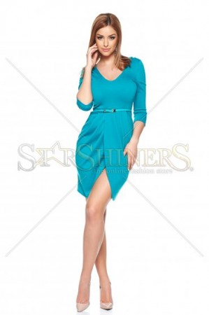 Rochie StarShinerS Loyalty Turquoise