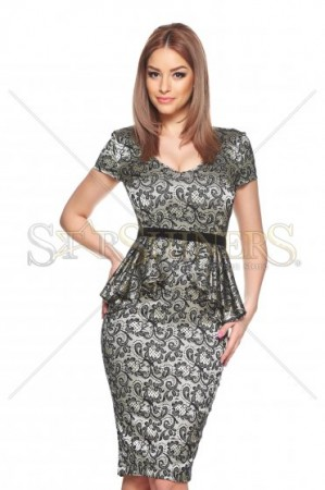 Rochie StarShinerS Mindful Gold