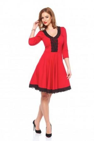 Rochie StarShinerS Passionate Red
