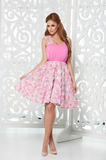 Rochie StarShinerS Princess Rose Rosa