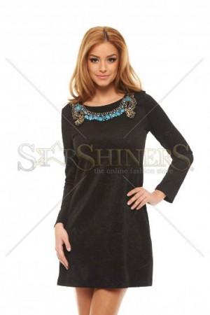 Rochie StarShinerS Romancing Black