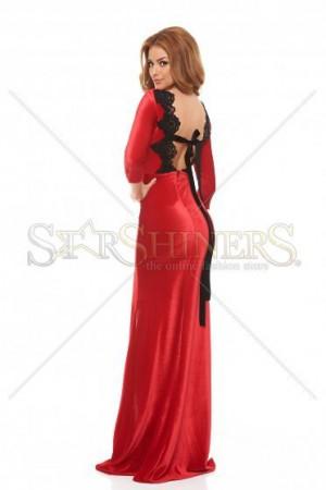 Rochie StarShinerS Sensuality Red