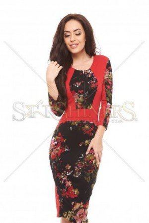 Rochie StarShinerS Shapely Red