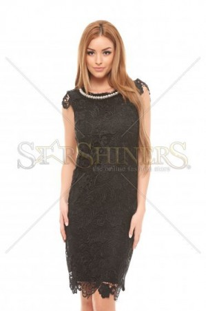Rochie StarShinerS Sophistication Black
