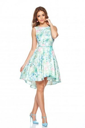 Rochie StarShinerS Spring Fantasy Mint