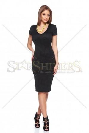 Rochie StarShinerS Sweetheart Black