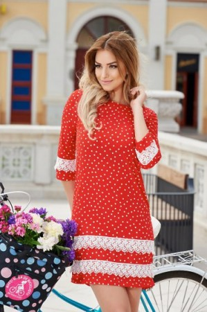 Rochie StarShinerS Unlimited Red