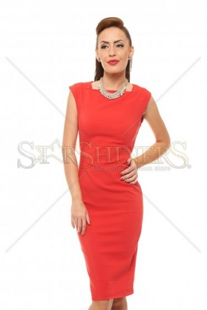Rochie Top Secret Juicy Character Red