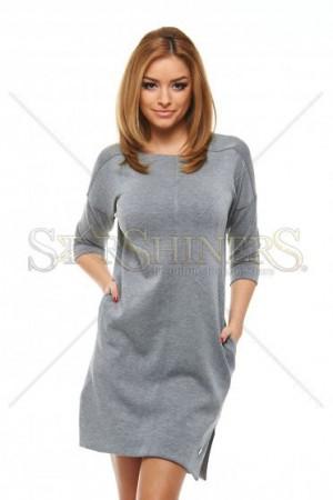 Rochie Top Secret Modern Gain Grey