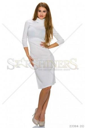 Rochie Wonderful Radiance White